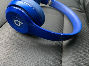 Solo wireless Beats blue for Sale in Winchester, MA