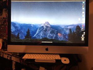 """iMac Desktop """"all in one"""" Computer for Sale in Thousand Oaks, CA"""