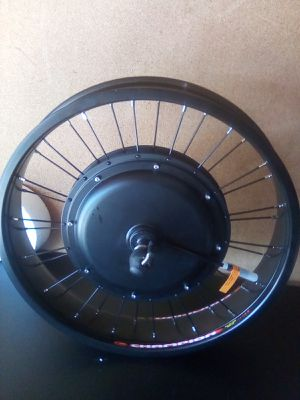 "Brand new 20"" fat electric wheel kit worth $269 for Sale in Anaheim, CA"