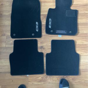 Mazda Floor Mats for Sale in Rancho Cucamonga, CA