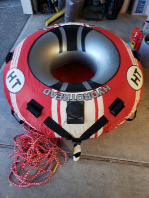 60' Huge O'Brien Towable Boating Tube with Rope for Sale in Vancouver, WA