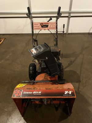 Two stage snowblower for Sale in Eau Claire, WI