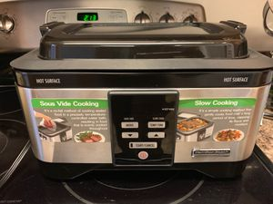 Hamilton Beach Sous Vide/Slow Cooker for Sale in Baltimore, MD
