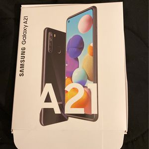 New Samsung GalaxyA21 for Sale in North Las Vegas, NV