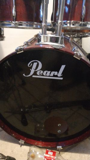 Pearl export just Toms and kick,...$180.....obo for Sale in Phoenix, AZ