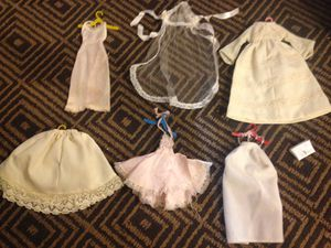 Vintage Barbie wedding dress for Sale in Raymond, NH