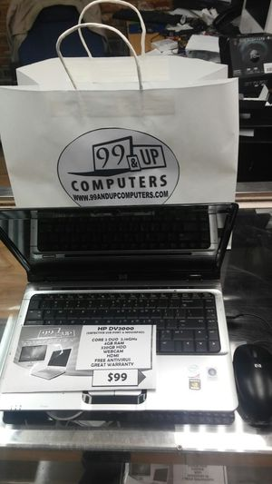 Hp Pavilion Dv2000 Laptop Bad mousepad and one USB Port for Sale in Capitol Heights, MD