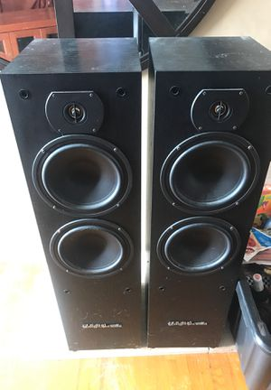 Speaker's Digital Pro audio speakers model SL-T 2.8 for Sale in San Diego, CA