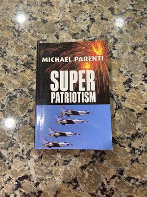 Super Patriotism by Michael Parenti for Sale in Escondido, CA