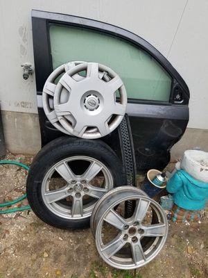 2008 Scion XD parts, door, rim, hubcap, bumper grill for Sale in Hutto, TX