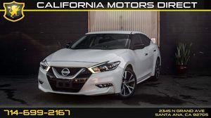 2017 Nissan Maxima for Sale in Santa Ana, CA