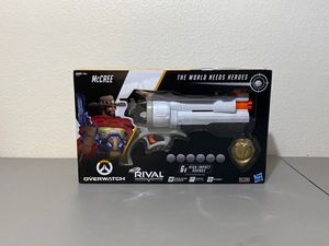 Nerf gun Overwatch rival McCree edition for Sale in Tempe, AZ