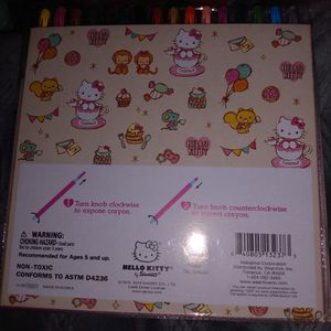 Hello Kitty Crayola for Sale in Kent, WA