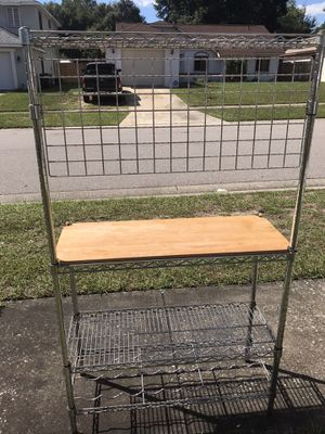 Bakers Rack for Sale in Orlando, FL