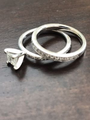 Certified Diamond Engagement and Wedding Band for Sale in Dublin, CA