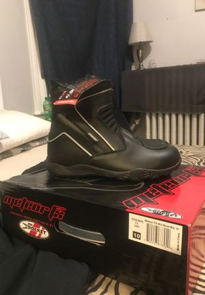 Brand new motorcycle boots for Sale in Saint Paul, MN