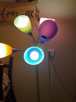 Floor lamp for Sale in Bloomington, CA