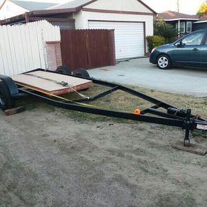 Trailer 16' Tandem Axle for Sale in La Mirada, CA