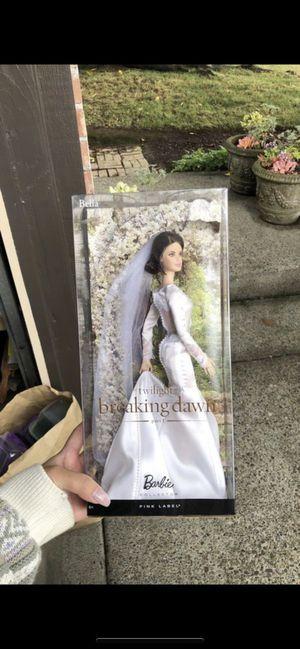 Barbie Twilight Saga Doll for Sale in Beaverton, OR