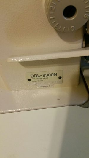 Professional sewing machine for Sale in Fayetteville, NC