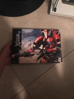 Nintendo Wii U collectors edition gameboy GameCube switch xenoblade for Sale in West Palm Beach, FL