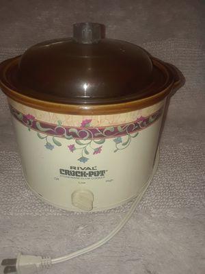 "9"" Rival Crock-Pot for Sale in Grand Prairie, TX"