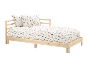 Twin bed / king frame IKEA TARVA for Sale in Orlando, FL