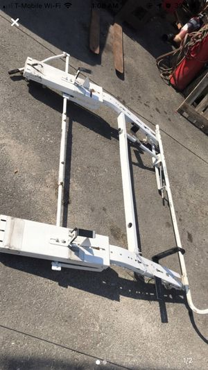 Ladder roof rack for Sale in Paterson, NJ