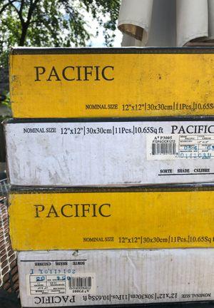 4 Pacific 12x12 11 pieces ceramic tiles for Sale in Alexandria, VA
