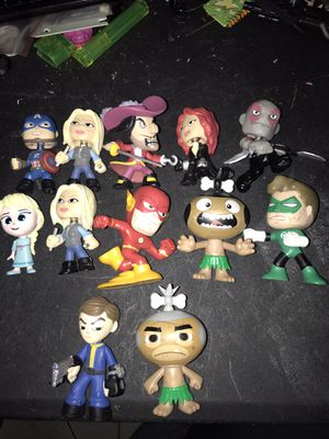 Mystery mini assorted lot of 12 for Sale in Chandler, AZ
