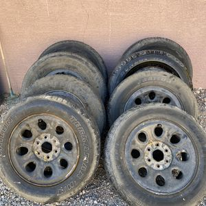 6 Lug 6x139.7 Burners/Stocks/Donuts for Sale in Las Vegas, NV