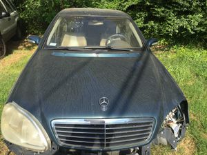 Mercedes Benz Parts S 500 for Sale in Chesapeake, VA