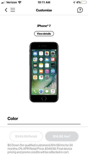 iPhone 7 for Sale in Kennewick, WA