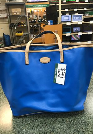 Coach tote bag for Sale in Garfield Heights, OH