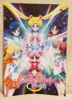Sailor Moon anime poster for Sale in Walsenburg, CO