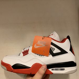 Fire Red 4's Size 10 Ds for Sale in Orlando, FL