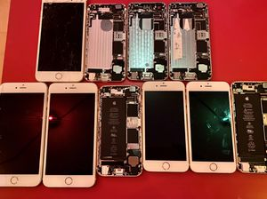 Lot of 10 iPhones for Parts for Sale in Portland, OR