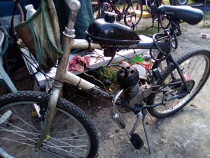 Trek bike with motor for Sale in Channelview, TX