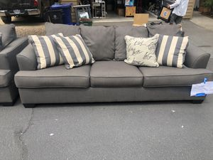 Ashley Furniture Couch and Love Seat for Sale in Bend, OR
