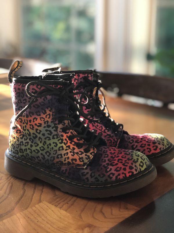 Girls Dr Martens boots size 2