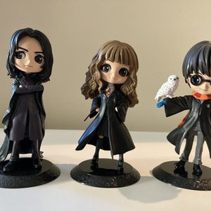 Harry Potter Figure Set 3pcs (15cm) for Sale in Reston, VA