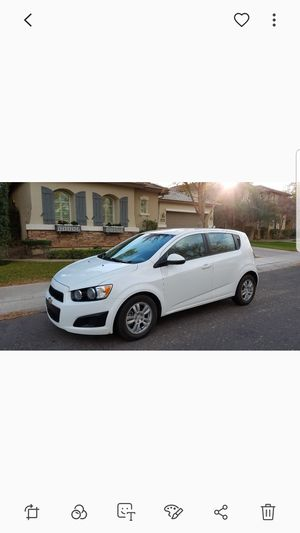 2012 chevy sonic for Sale in Gilbert, AZ