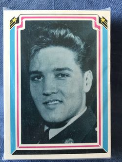 Elvis Presley Trading Card Set (1978) - Amazing Collectible ! for Sale in Temecula,  CA