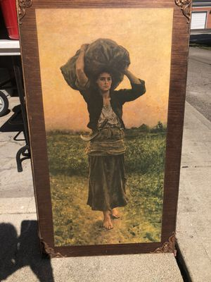 Jules Breton's The Shepherd's Star for Sale in Circleville, OH