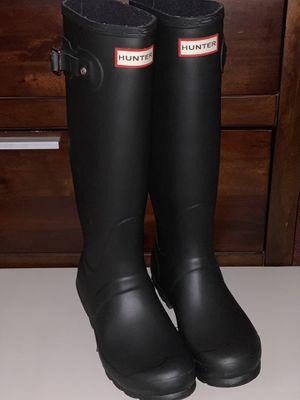 HUNTER: Women's Original Tall Rain Boots for Sale in San Jose, CA
