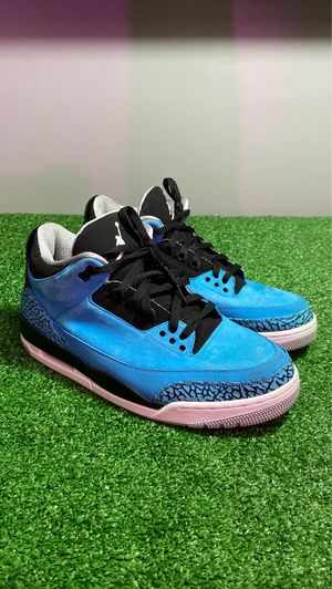 Powder blue 3s - size 12 - $160 for Sale in Galloway, OH