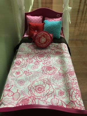 Our generation sweet canopy doll bed for Sale in North Potomac, MD