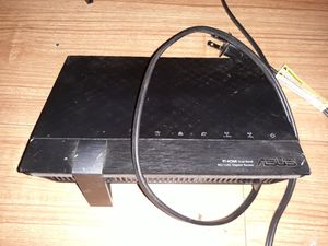 Asus RT AC56U AC1200 dual band gigabit wireless AC router for Sale in Graham, WA