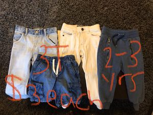 Boys Toddler Clothing for Sale in Oakhurst, NJ