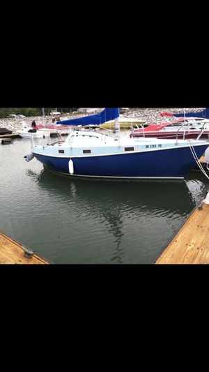 22' sailboat for Sale in Warren, OH